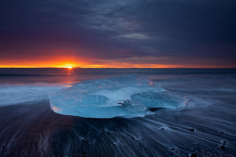 Fire and Ice, by Ivan Meljac