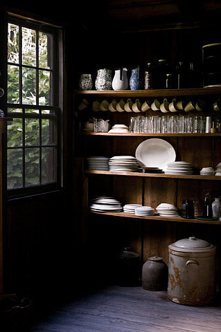 Kitchen Window, by Diane Blackford
