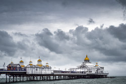 Eastbourne Pier East Sussex England