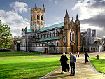 Buckfast Abbey, Devon, UK