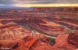 Dead Horse Point Sundown