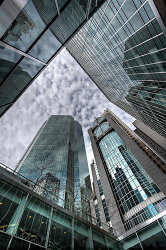 Towering Reflections