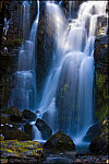 King Creek Falls, by Mitch Mitchell