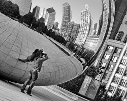 Photographing Chicago