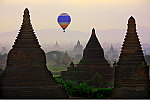 Ballon Over Bagan