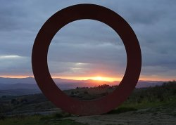 Stacciolis ring and Volterra