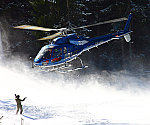 Snow-chopper